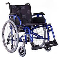 Коляска инвалидная облегченная «Light 3» синяя OSD (Италия), фото 1