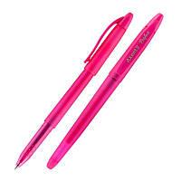 Ручка пишет - стирает, гелевая, Axent Perfect (0,5мм), стерж.син.