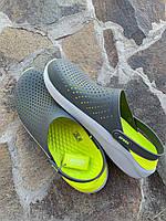 Сабо Кроксы LiteRide  Clog,летняя обувь.