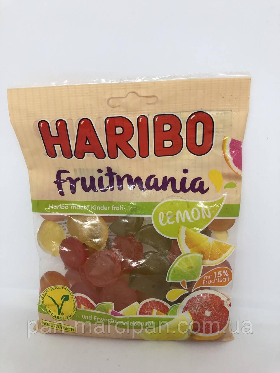Haribo Fruitmania Lemon 175 г