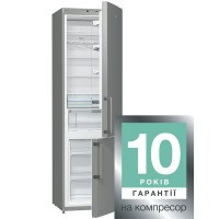 Холодильник GORENJE NRK 6201 GHX (HZF3769A)