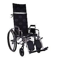 Коляска инвалидная с откидной спинкой «Recliner MODERN»