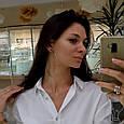 Огромные серьги кольца диам. 100 мм серебро с позолотой - Серьги конго позолоченные диам. 10 см, фото 5