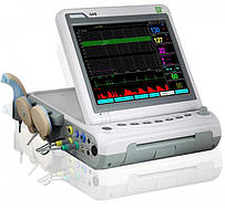 Монитор фетальный G6B+ с контролем многоплодной беременности и матери