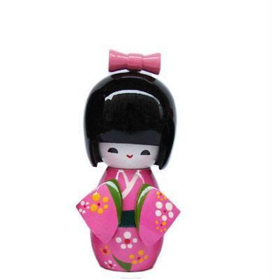 Кокеши средняя «Цветущая сакура»