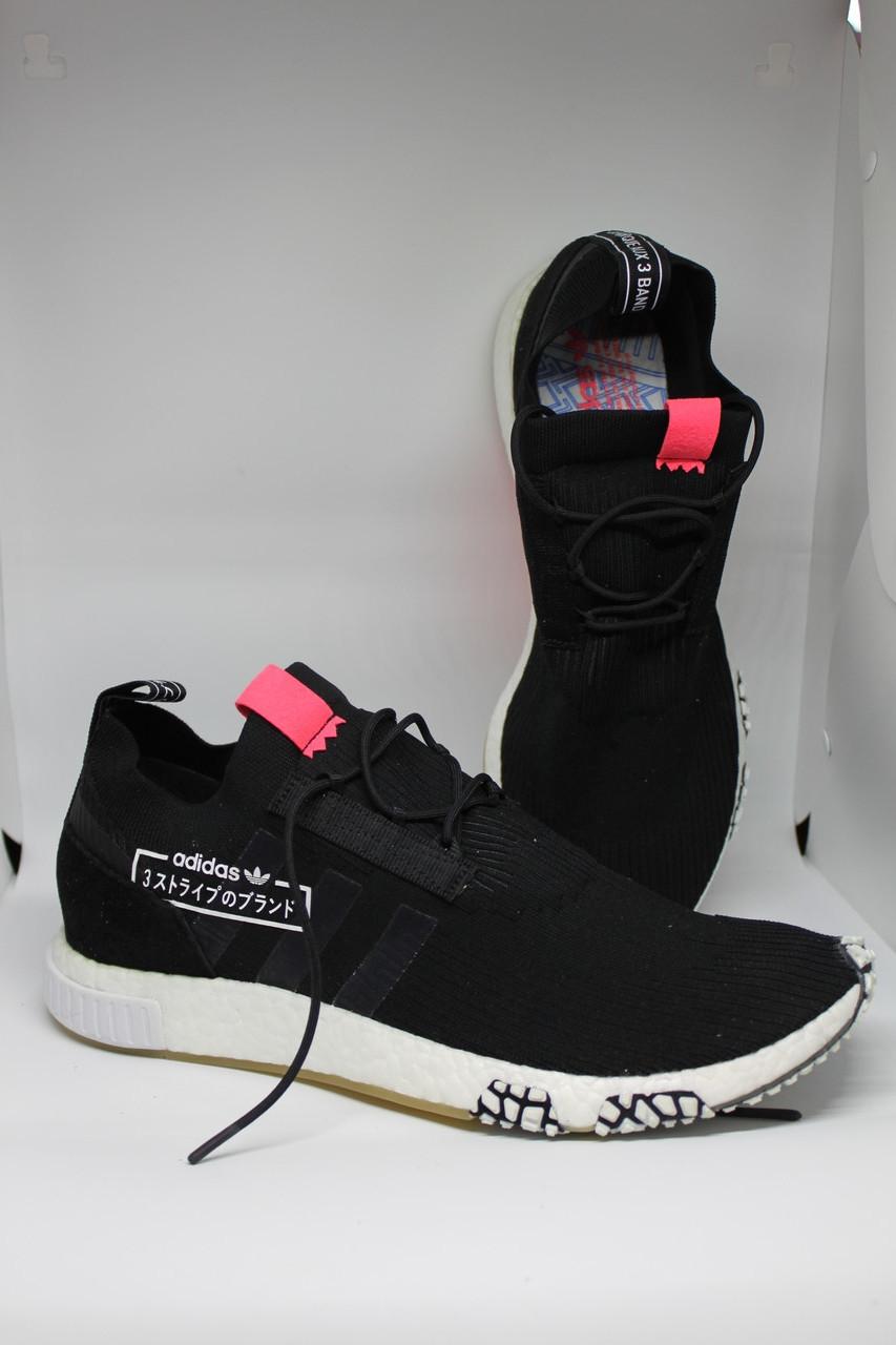 adidas Originals NMD Racer Schuhe SchwarzRosa   BB7041
