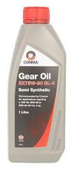 Трансмісійне масло COMMA SX75W90 GL4 1L Semi Synthetic