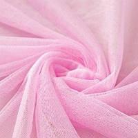 Фатин Средней Жесткости Светло-Розовый