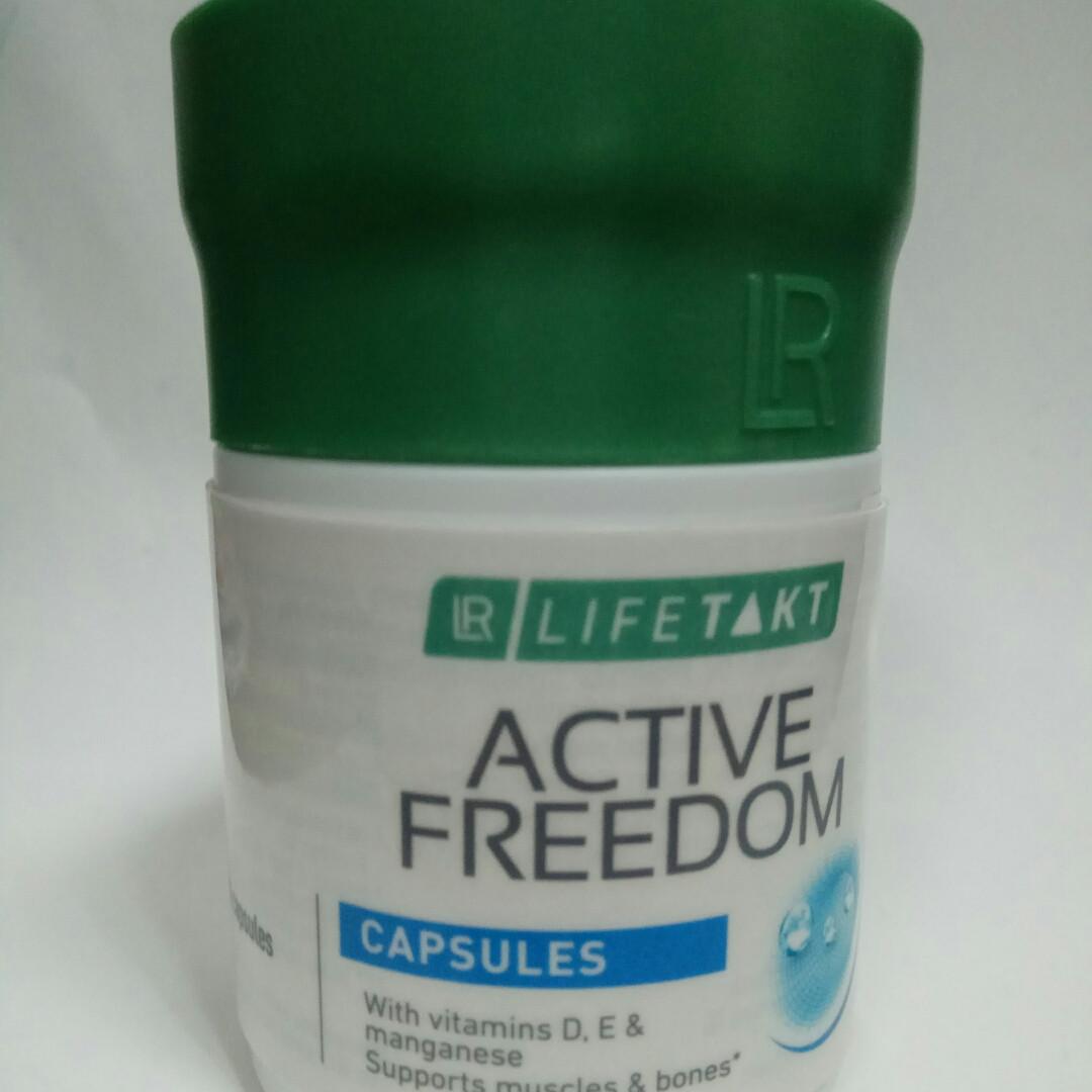 Freedom Plus LR (Фридом Актив) - для суставов и мышц. 60 капсул.