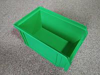 Ящик 701 для хранения метизов зеленый 230х145х125мм