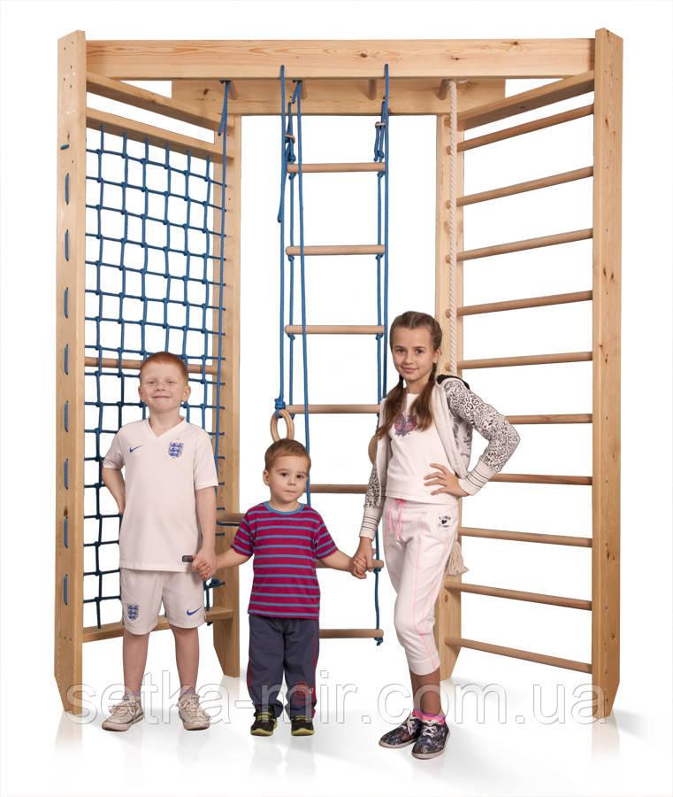 SportBaby Спортивная стенка для детей  «Sport 4-240»