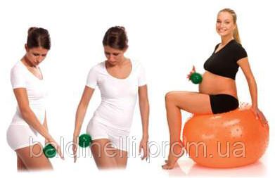 Массажный мячик для тела (10 см)
