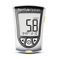 Глюкометр с функцией измерения кетонов FreeStyle Optium (ФриСтайл Оптиум)