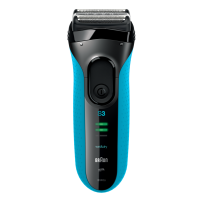 Электрическая бритва BRAUN Електрична бритва Series 3 3040TS Blue+Чехол+Гель