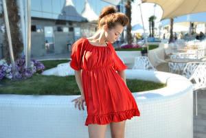 Платье из штапеля , фото 2