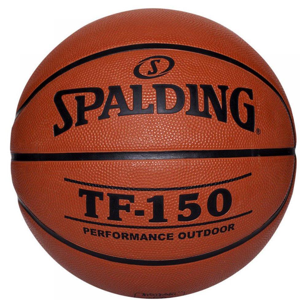 Мяч баскетбольный Spalding TF-150 Outdoor Оранжевый Размер 5 (3001507011215)