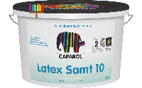 Шелковисто-матовая краска Caparol Latex Samt 10, 12.5 л