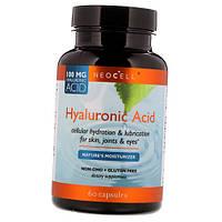 Активное долголетие NeoCell Hyaluronic Acid (60 капс)