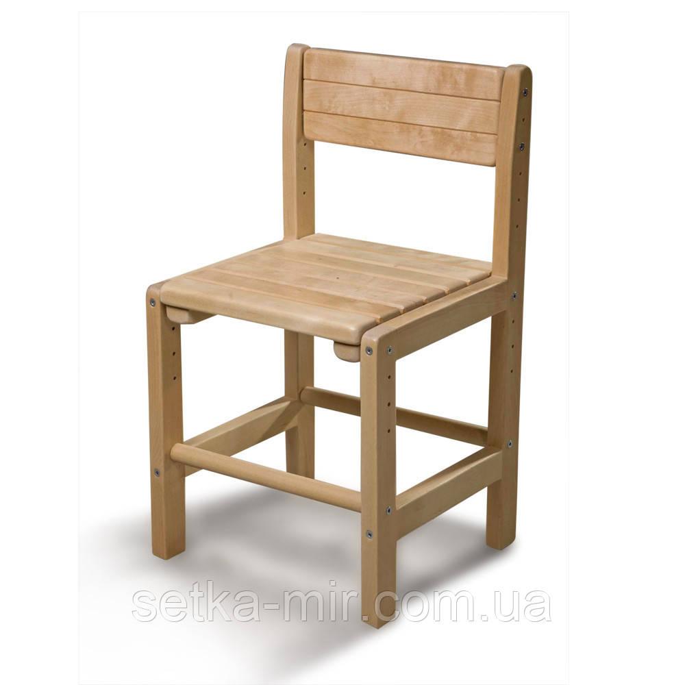 Детский стульчик (береза)