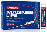Витамины и минералы Nutrend Magnes Life (10*25 мл)