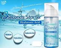 Стартер с гиалуроновой кислотой 3seconds starter от фирмы Holika  Holika