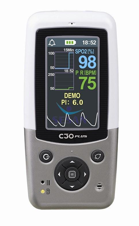 Пульсоксиметр CX130 с определением индекса перфузии (Heaco, Великобритания)