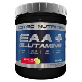 Аминокислоты Scitec Nutrition EAA + glutamine (300 г)