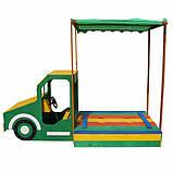 Песочница грузовик , фото 4