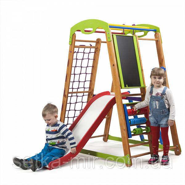 Дитячий спортивний куточок - «Малюк - 2 Plus 3»