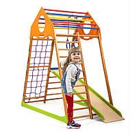 Детский спортивный комплекс для дома «KindWood»