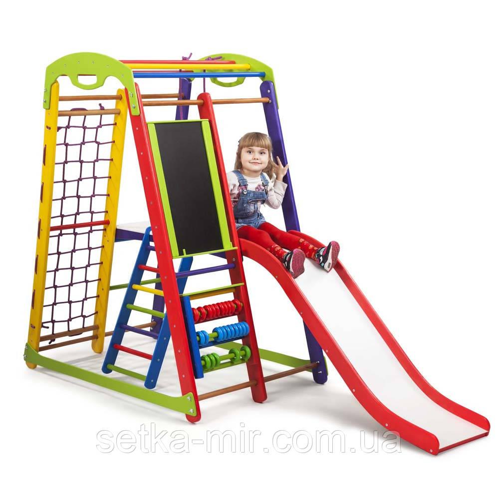 Детский спортивный уголок  «Кроха - 1 Plus 3»