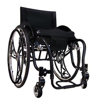 Коляска инвалидная активная Colours Boing