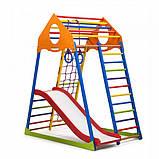 Детский спортивный комплекс KindWood Color Plus 1, фото 3