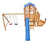 Детская площадка Капитан с зимней горкой, фото 3