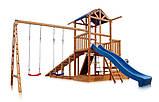 Детская площадка Капитан с зимней горкой, фото 5