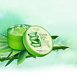 Гель алоэ вера для лица и тела Bioaqua Aloe Vera 92% Soothing Gel, 220г, фото 2