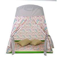 Игровая палатка для спорт уголка Домик - 2.2