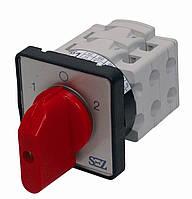 Кулачковые переключатели S6 - S160