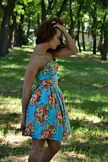 Сарафан на селиконовых сьемных брительках, фото 2