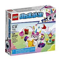 Конструктор LEGO Unikitty! Unikitty Cloud Car Машина-хмара Юнікітті  126 Piece  41451
