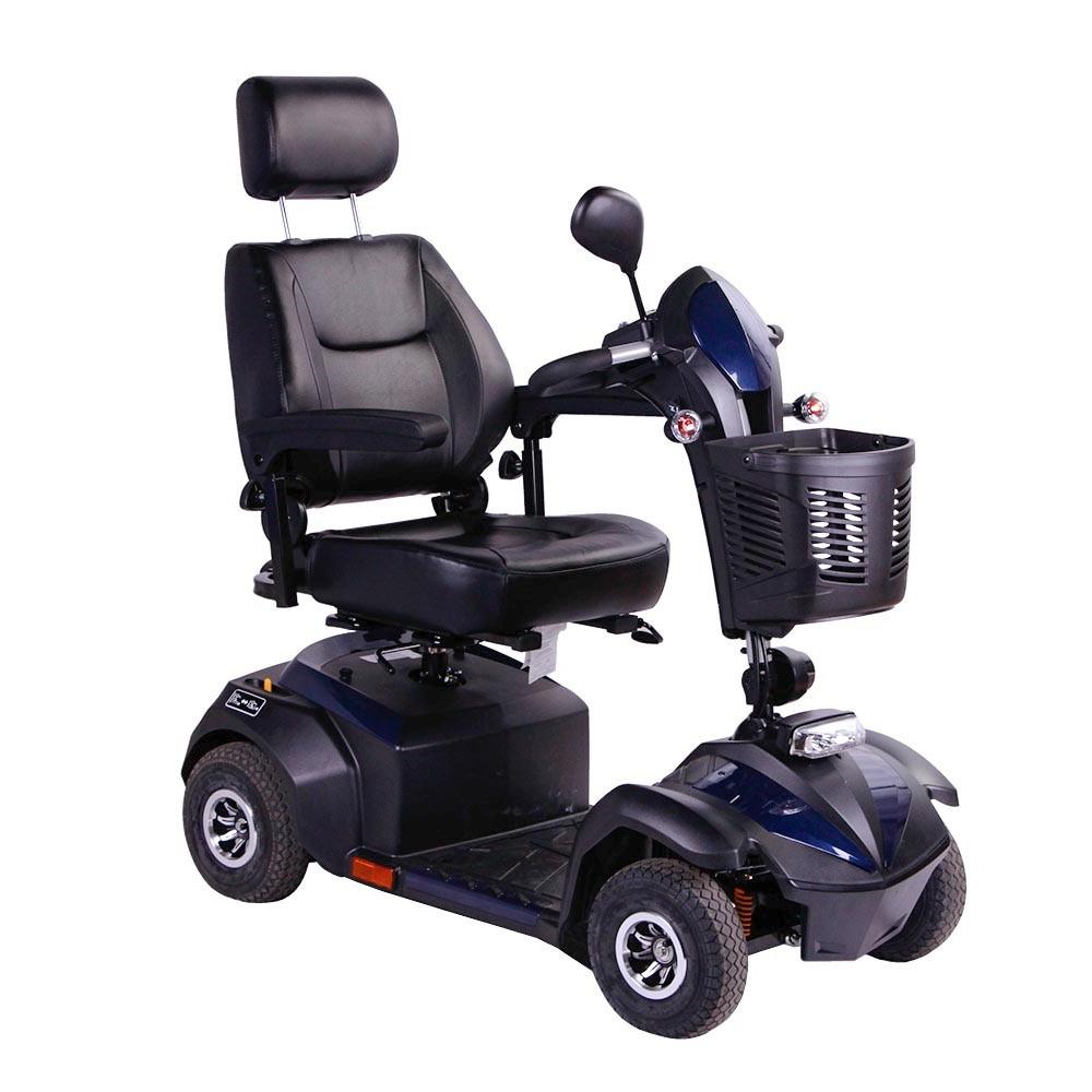Скутер с электромотором «MARTIN»