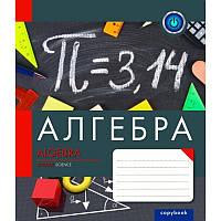 Набор тетрадей предметных (8 шт.), 48 л., карт.обл., клет., лин., 1Вересня