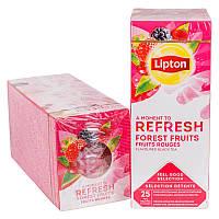 Чай пакетированный Lipton Forest Fruits (Лесная ягода) 25 шт