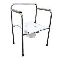 Кресло-стул с санитарным оснащением MED-04-005