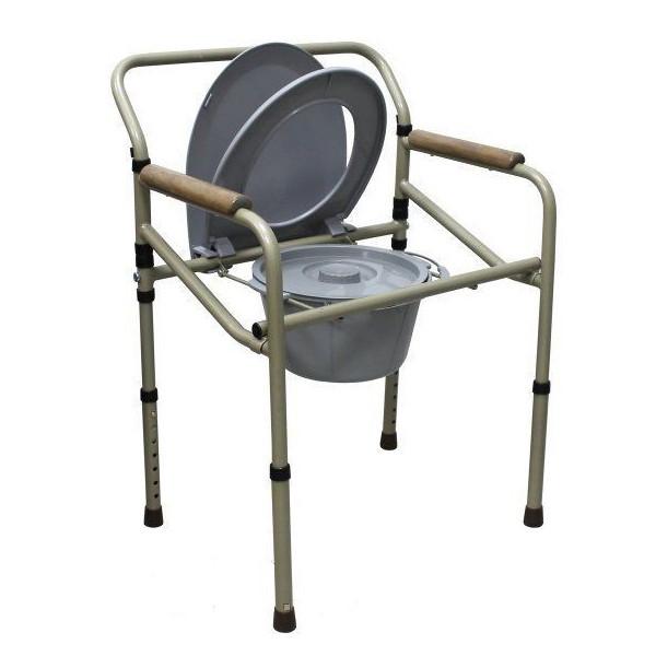 Кресло-стул с санитарным оснащением MED-04-014