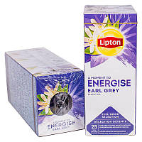 Чай пакетований Lipton Earl Grey (Бергамот) 25 шт