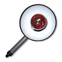 Тепловая инфракрасная лампа для прогрева KVARTC-IK-KR-R-100 (Новатор)