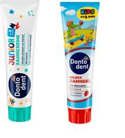 Детская зубная паста Dontodent 100 мл