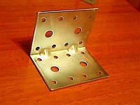 Уголок усиленый кутник крепежный 50х50х70х2 з ребром жесткости