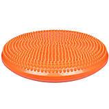 Масажна балансувальна подушка LiveUp Massage Cushion, LS3226, фото 2